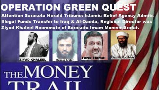 ICE/FBI 2002 Secret Investigation of 9/11 Terrorist Support Network in Sarasota
