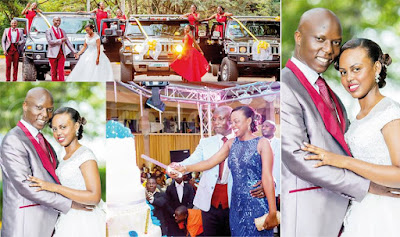WOW!!! See How One Of TB Joshua's Pastor' Wedding Sent Internet Into