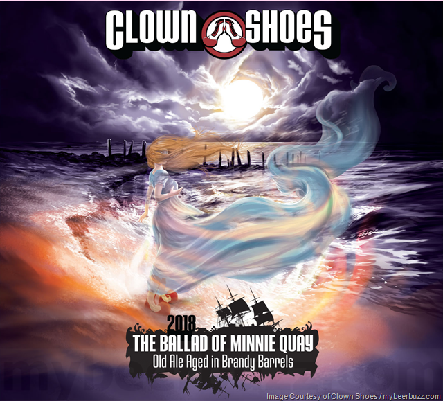 Clown Shoes The Ballad Of Minnie Quay Returning In 2018