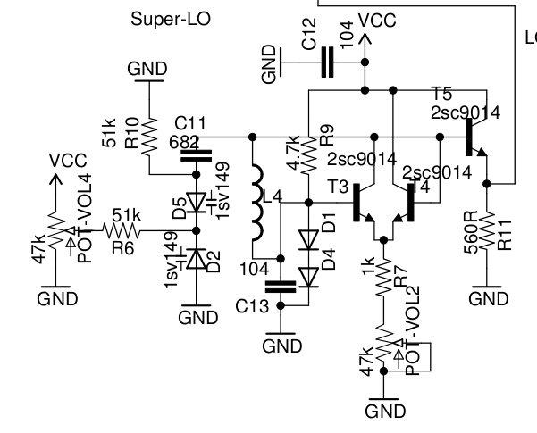 Transmitter And Receiver Am Superheterodyne