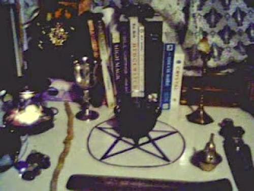 Wiccanwitchcraft Altars