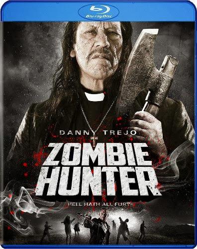 Filme Poster Zombie Hunter BRRip XviD & RMVB Legendado