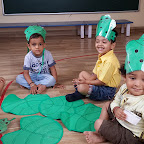 Introduction of Frog (Playgroup) 18.07.2016