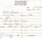 4/4/1969 medical diagnosis for Bertha Thompson
