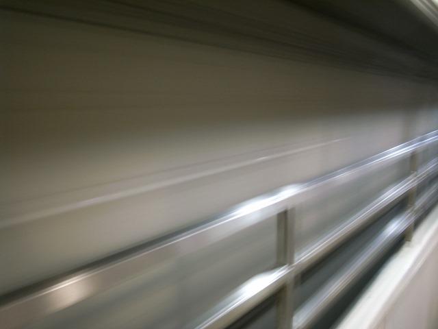 オープンデッキトンネル