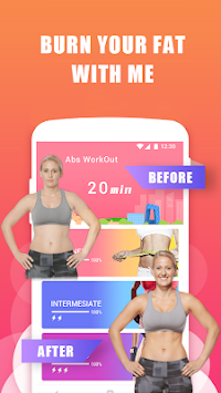 Abs Workout-Burn belly fat