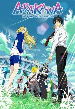 Arakawa Under the Bridge thumbnail