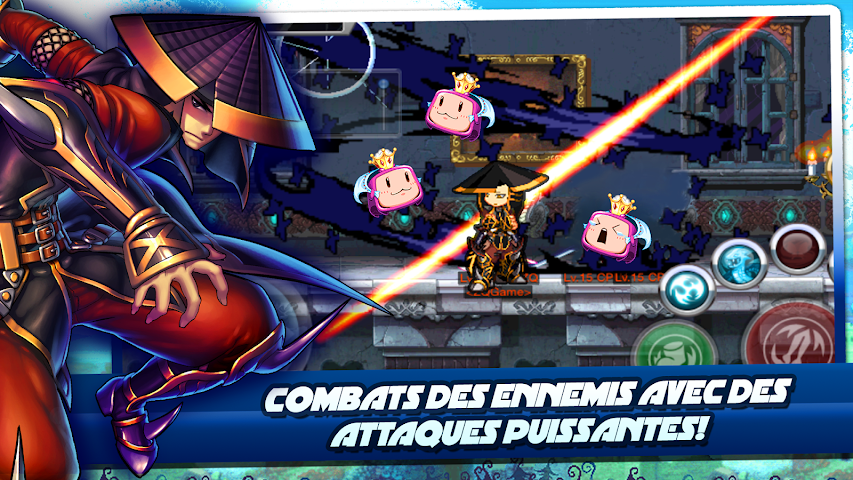 android Soul Guardians Âge de Midgard Screenshot 2