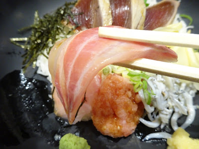 築地食堂源ちゃん川崎アゼリア店、海の幸ランチの店が新たに登場