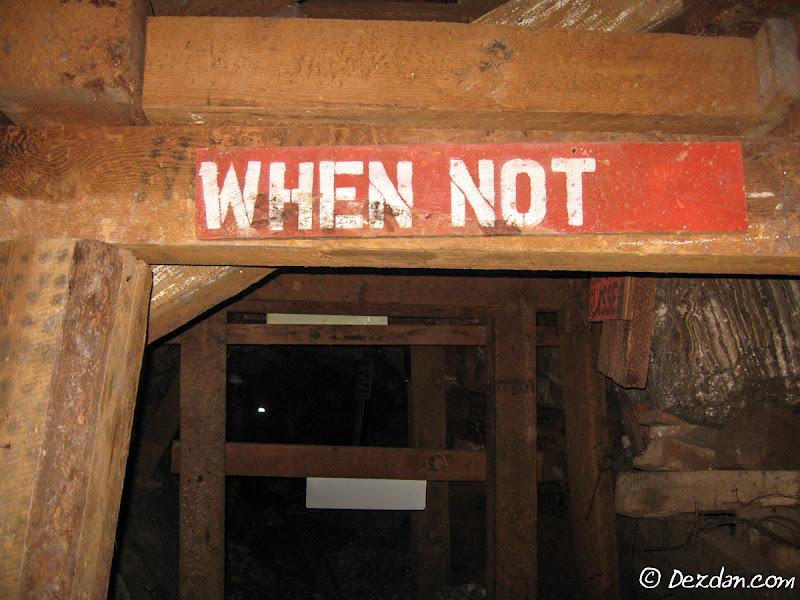 When Not!