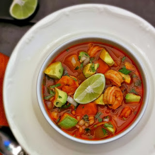Mexican Shrimp Soup Recipes.