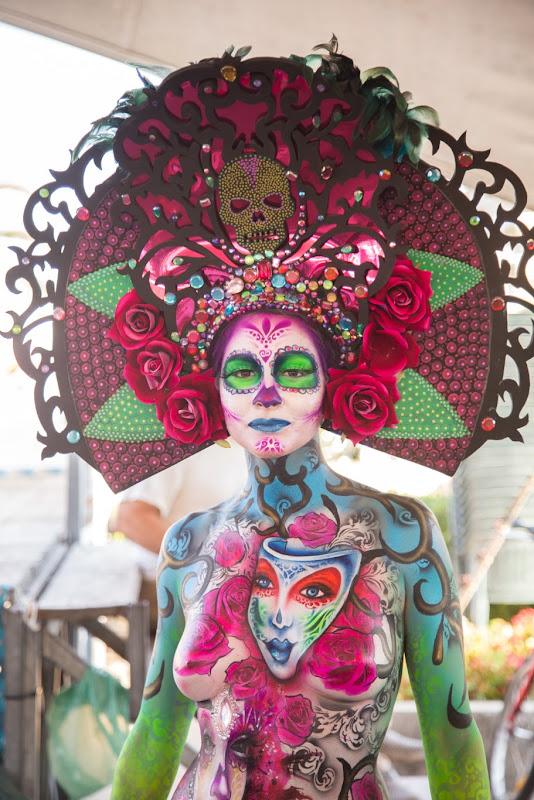 IMG_4911 Color Sea Festival 2018 - Bodypainting a Fano