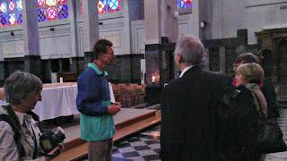 Visite de notre église Saint-Jean-Baptiste à Bruxelles Molenbeek-Saint-Jean mardi 28 juillet 2015 (6)