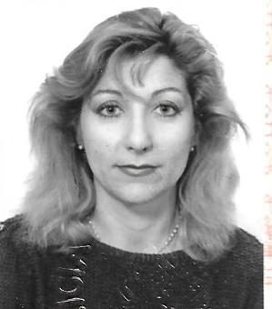 Eva en Granada años 70