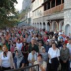Бденије и Литургија_Горњи манастир
