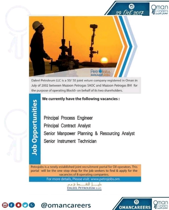 Saoc Oman Careers