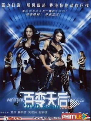 Phim Tuyệt Sắc Thần Thâu - Martial Angel (2001)