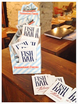 Fish Bar de MIlan - Milano