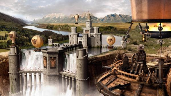The Stamp Of Fantasy, Fantasy Scenes 1