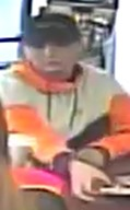 SUSPECT AT COUNTER 2
