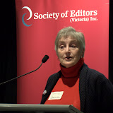 Co-President Rosemary Noble