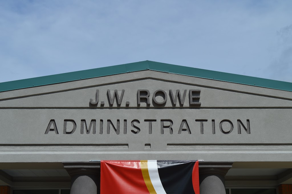 Mr. J.W. Rowe Administration Building Dedication - DSC_8208.JPG
