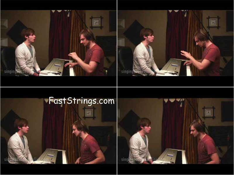Jesse Nemitz - Vocal Lessons
