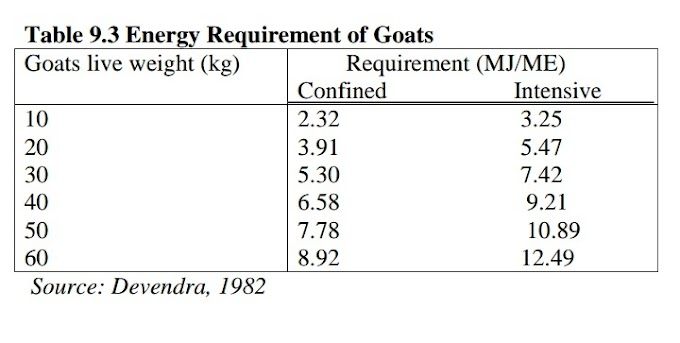 Principles of Goat Production  - feeding your goats