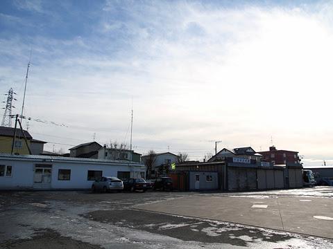 釧路湖陵高校前 太平洋交通車庫