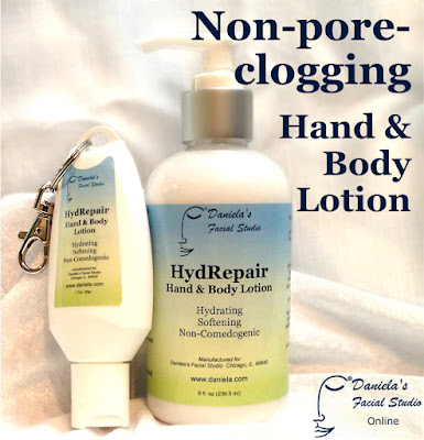 It is insanely difficult for those with acne-prone skin to find an effective hand & body lotion that doesn't cause breakouts on the body and face.  The search is over, right here!
