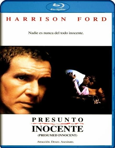 Presunto inocente (Presumed Innocent) [1990][Intriga. Drama. Thriller][m720p][BDRip x264][Dual][Eng.Esp][Ac3-2.0][Subs]