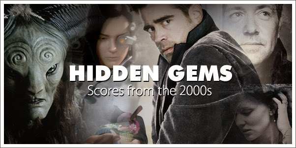 Film scores from the 2000s - Top 10 'Hidden Gems'