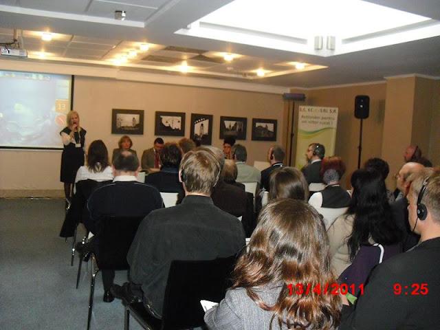 Conferinta finala a proiectului cu Norvegia - aprilie 2011 - CIMG1464.jpg