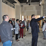 UACCH Foundation Board Hempstead Hall Tour