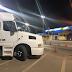 PRF prende caminhoneiro bêbado na BR-060