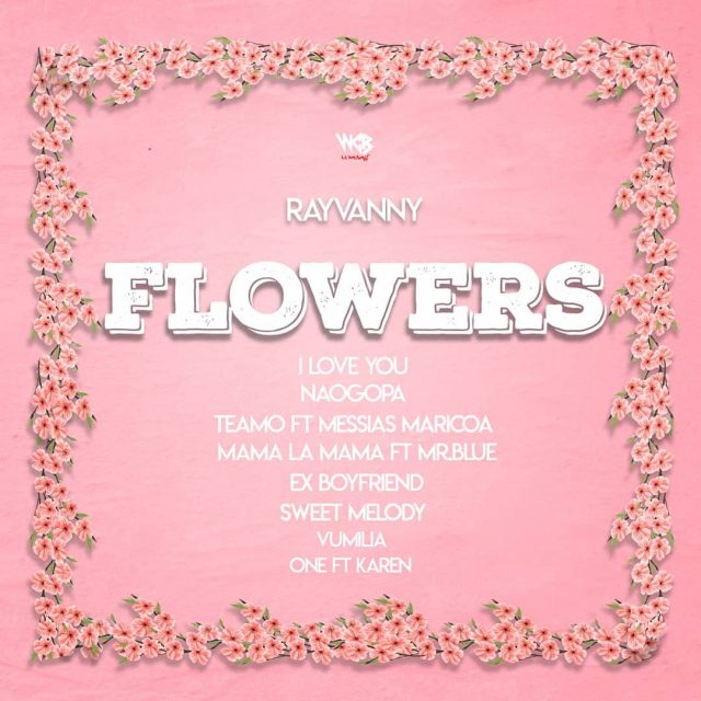 EP | Rayvanny – Flowers| Download new song