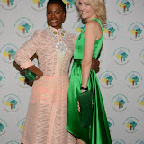 WWW.ENTSIMAGES.COM -     Shingai Shoniwa of The Noisettes and Tanya Gullestrup    at       The Giving Tree Foundation - launch dinner at Mandarin Oriental Hyde Park, London November 19th 2014brother and sister Tanja and Peter Gullestrup host VIP launch of their charity The Giving Tree Foundation, which helps fund Applied Behavioral Analysis (ABA) therapies for children with autism. Tanja Gullestrup is the daughter of shipping tycoon Per Gullestrup.                                             Photo Mobis Photos/OIC 0203 174 1069