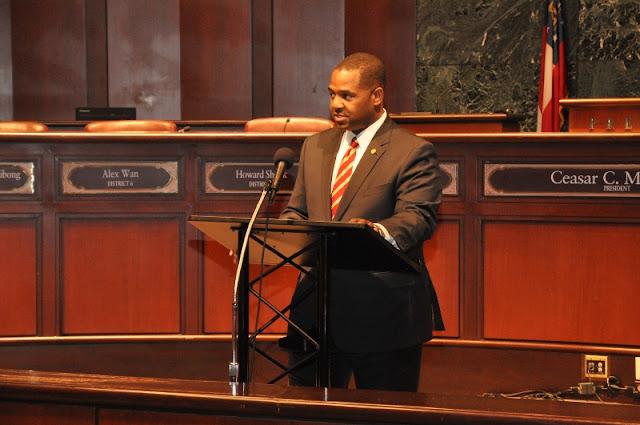 Feb. 2013: Kickoff Meeting at City Hall - DSC_0021.JPG