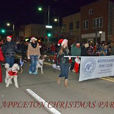 WDC 2015 Appleton Christmas Parade