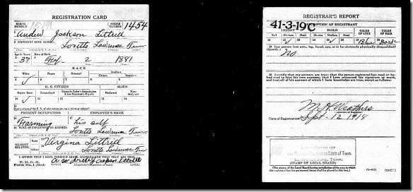 WWI draftcard (6)