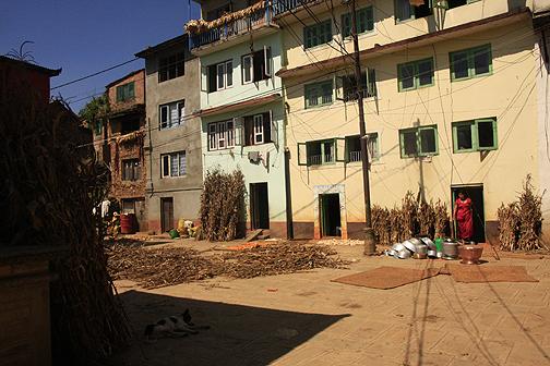 chobhar village