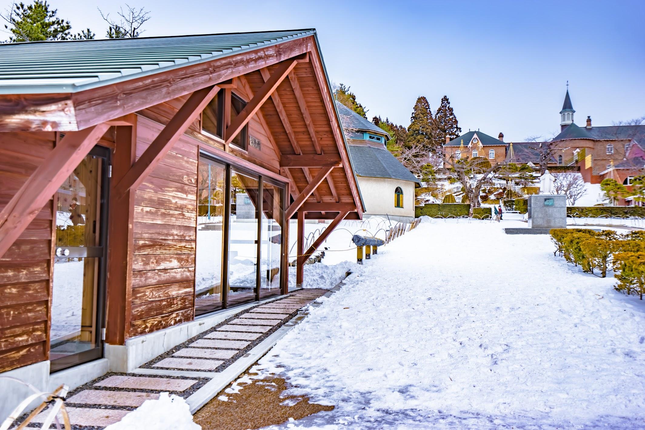 Hakodate Trappistine Convent5