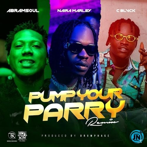 [Mp3] Abramsoul ft Naira Marley ft Cblack - Pump Your Party (REMIX)