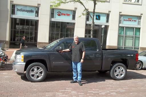 Bill Estes Chevrolet: Dave Ou0027Brien Of Hank FM Radio Is Lovin His Silverado  From Bill Estes Chevrolet!