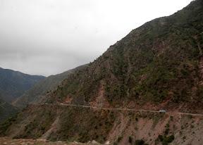 Mountain in Kohistan