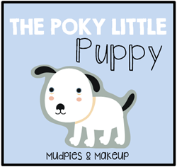 Kindergarten Poky Little Puppy Unit