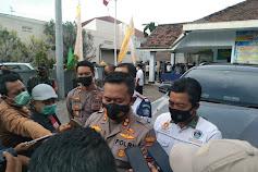 Polisi Jombang Launching Kampung Tangguh Bersinar