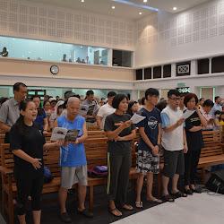 Easter Conference & Baptism