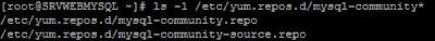 Instalar MySQL Server en Linux CentOS 7