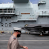 UK to deploy two warships in the Asia-Pacific region